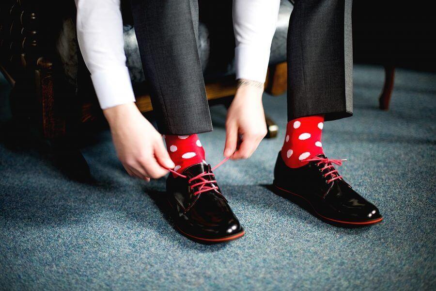 Ponožky k obleku