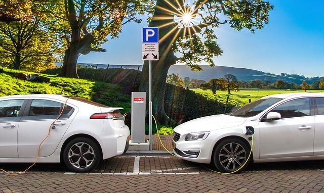 Nabíjení elektrických automobilů
