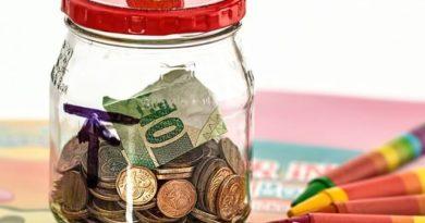 úspora financí