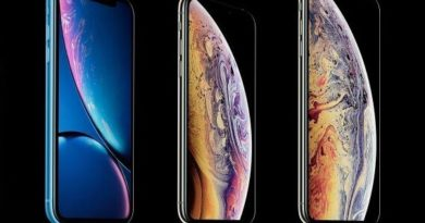Iphone XR, XS a XS Max