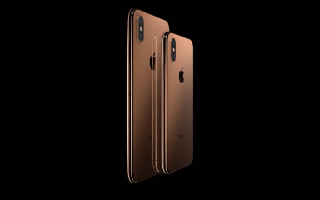 Iphone XR, XS a XS Max zadní strana