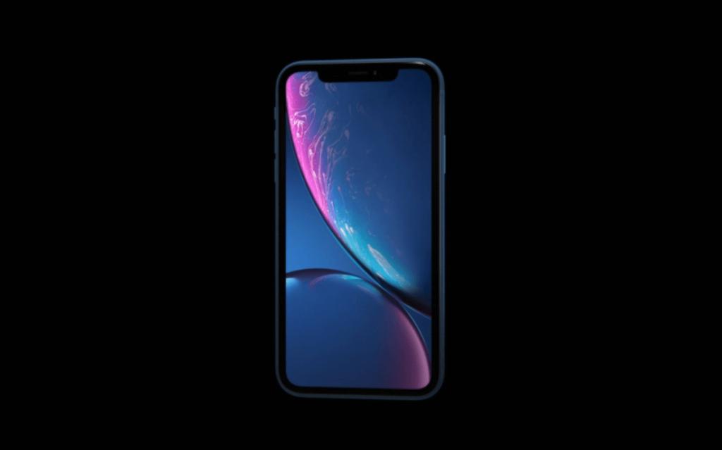 Iphone XR přední strana 2