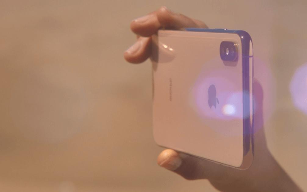 Iphone XS a XS Max kamera