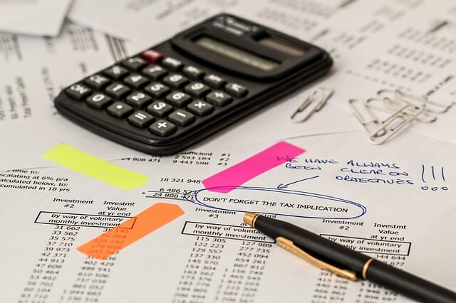 Placení daní