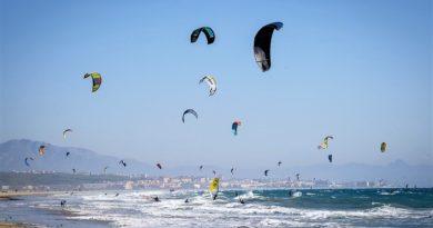 kiteboarding v zahraničí