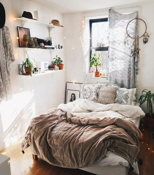 Doplněk do ložnice lapač snů