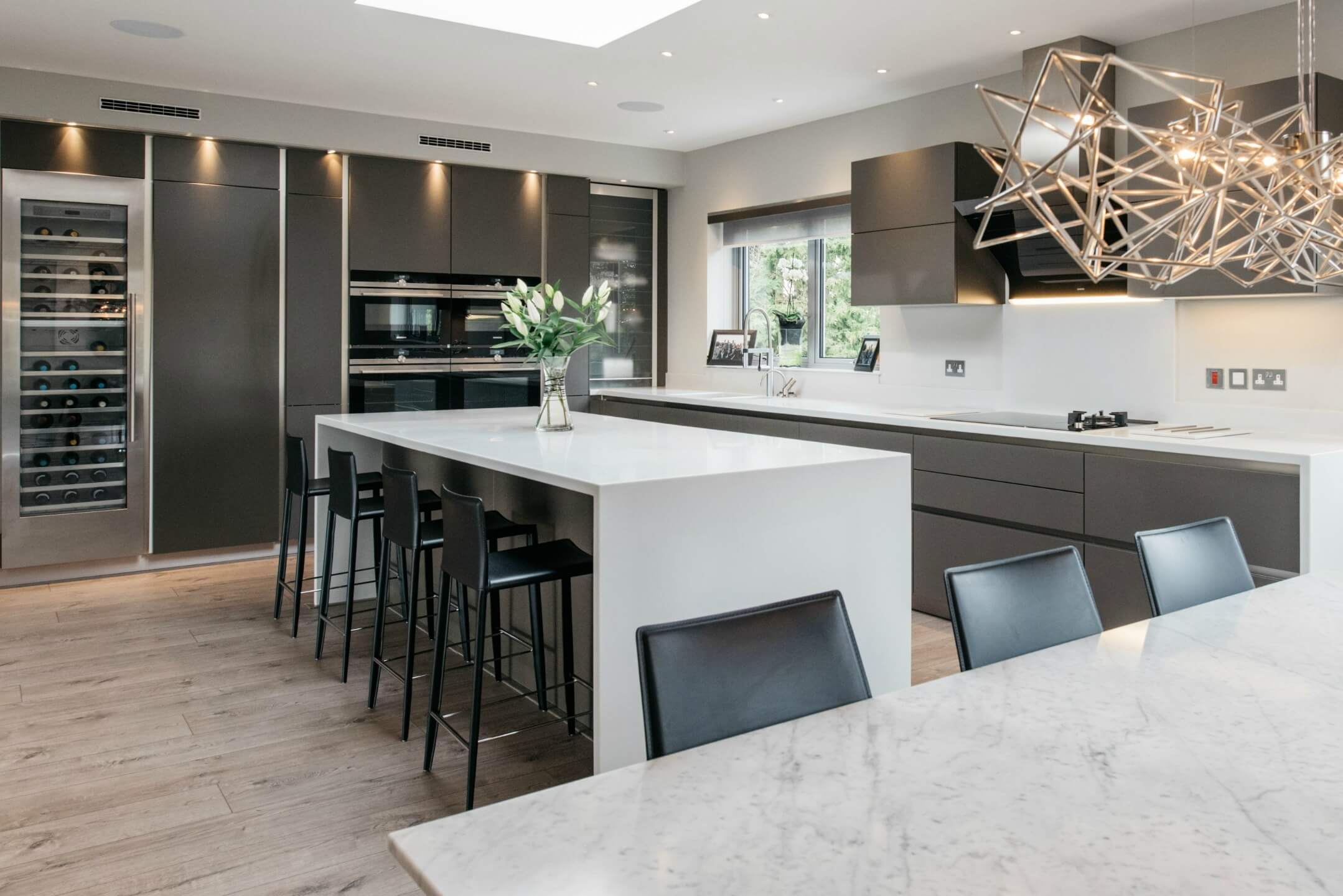 Návrh interiéru kuchyně