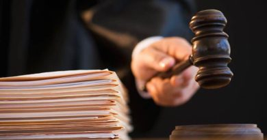 Soudní rozsudek