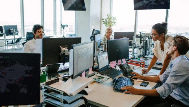 nová pc kancelář