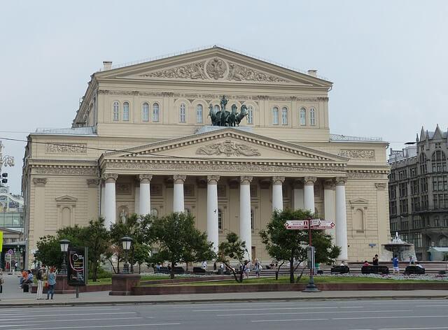 Velké divadlo - Bolšoj těatr
