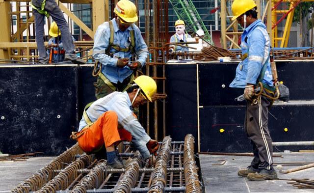 zaměstnaní pracovníci z Mongolska