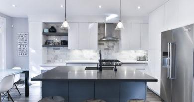 Kuchyň a kuchyňský nábytek