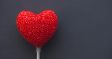 Valentýnské srdíčko