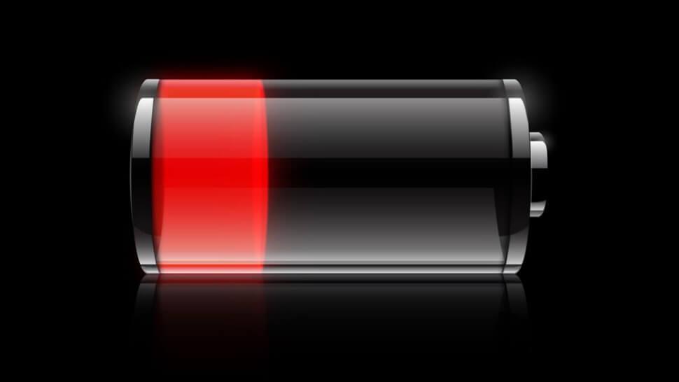 Stav baterie