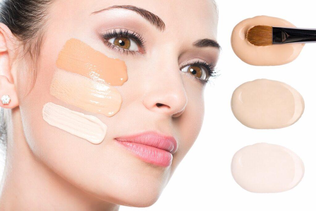 Make-up podle odstínu pleti