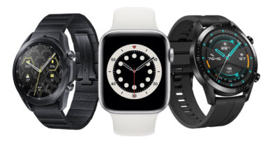Nejlepší chytré hodinky